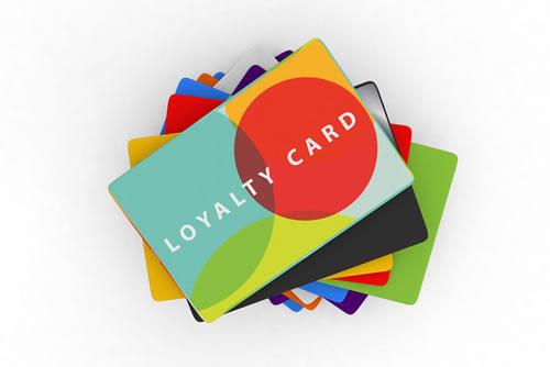 Plastové potištěné karty